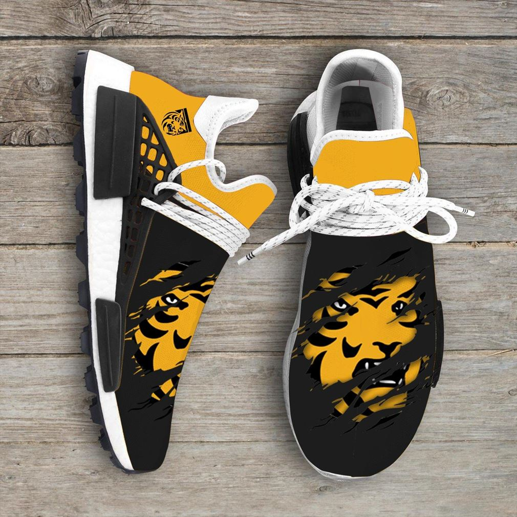 Colorado College Tigers Ncaa Nmd Human Race Sneakers Sport Teams 2020 Vip