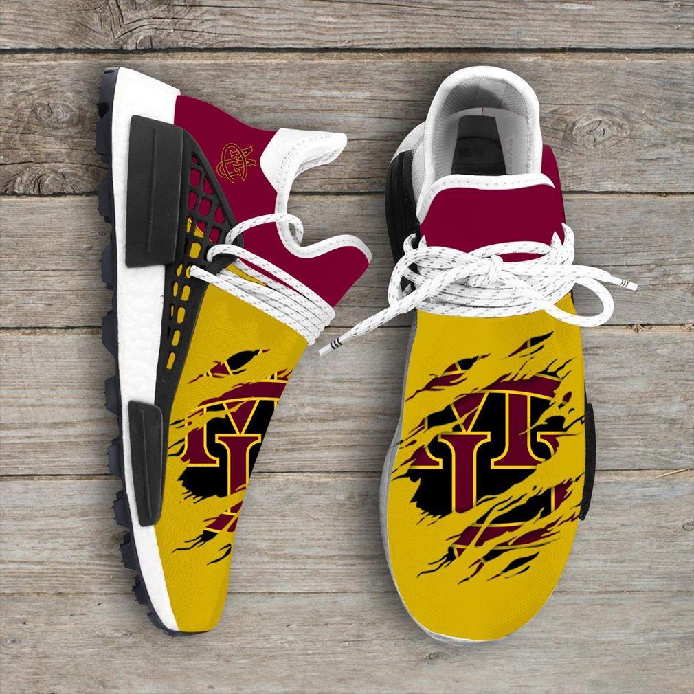 Colorado Mesa University Mavericks Ncaa Nmd Human Race Sneakers Sport Teams 2020