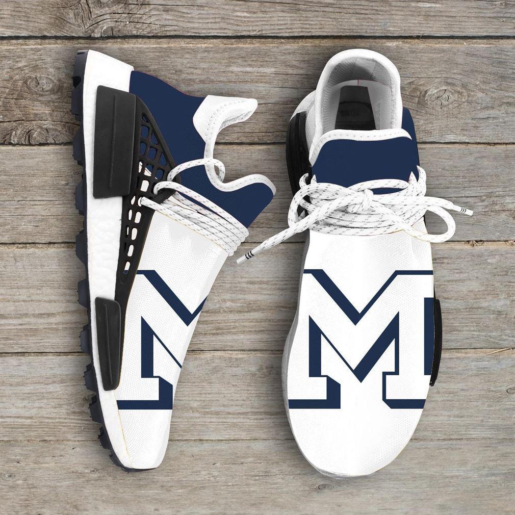 Colorado School Of Mines Orediggers Ncaa Nmd Human Race Sneakers Sport Shoes Running Shoes