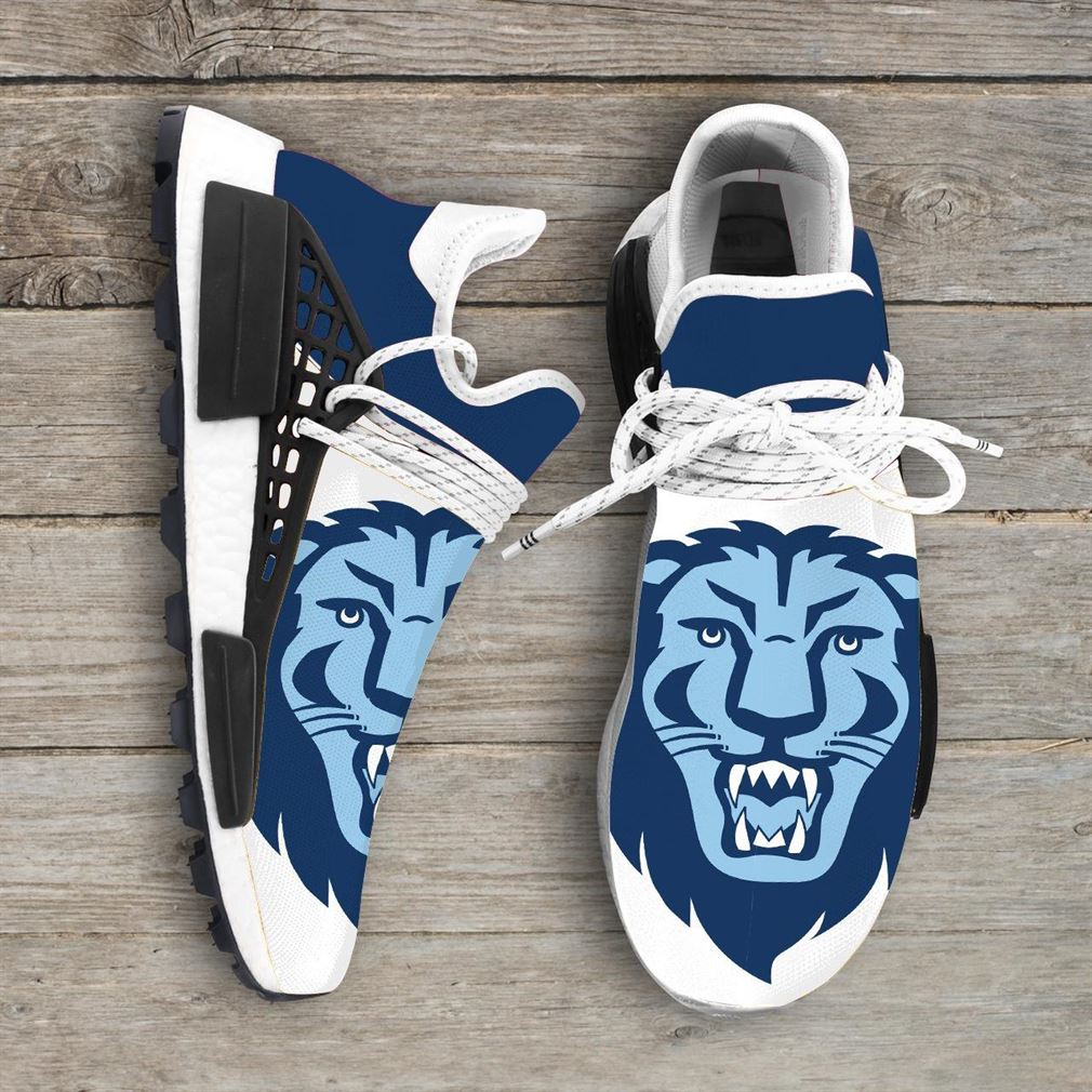 Columbia University Lions Ncaa Nmd Human Race Sneakers Sport Shoes Running Shoes