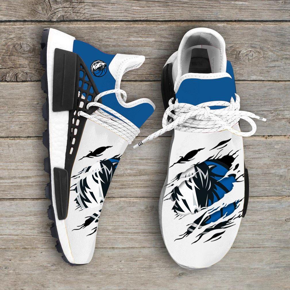 Dallas Mavericks Nba Nmd Human Race Shoes Sport Shoes Vip