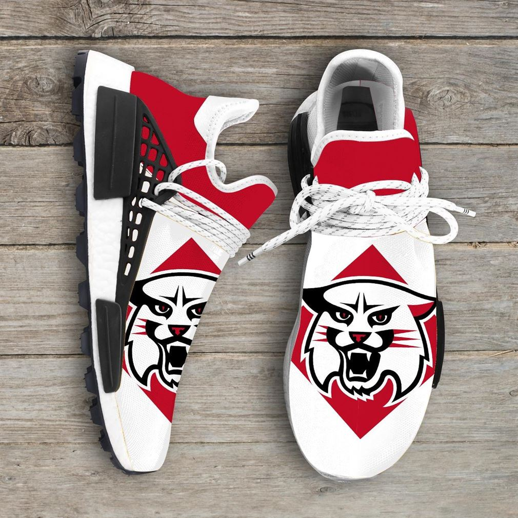 Davidson Wildcats Ncaa Nmd Human Race Sneakers Sport Shoes Running Shoes