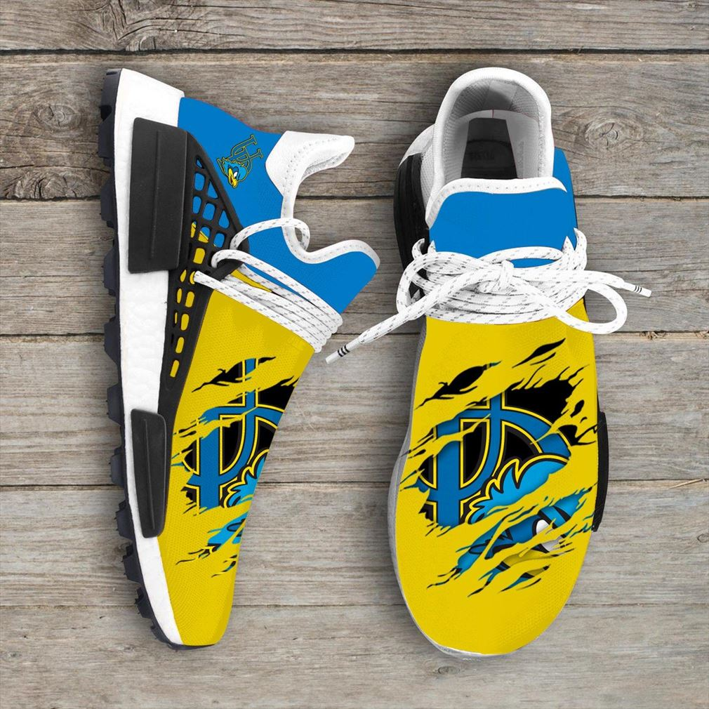Delaware Fightin Blue Hens Ncaa Sport Teams Nmd Human Race Sneakers Sport Shoes Running Shoes