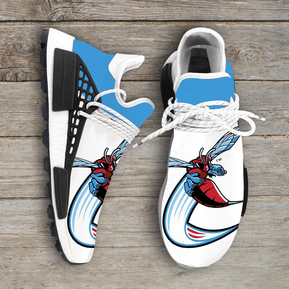 Delaware State Hornets Ncaa Nmd Human Race Sneakers Sport Shoes Running Shoes