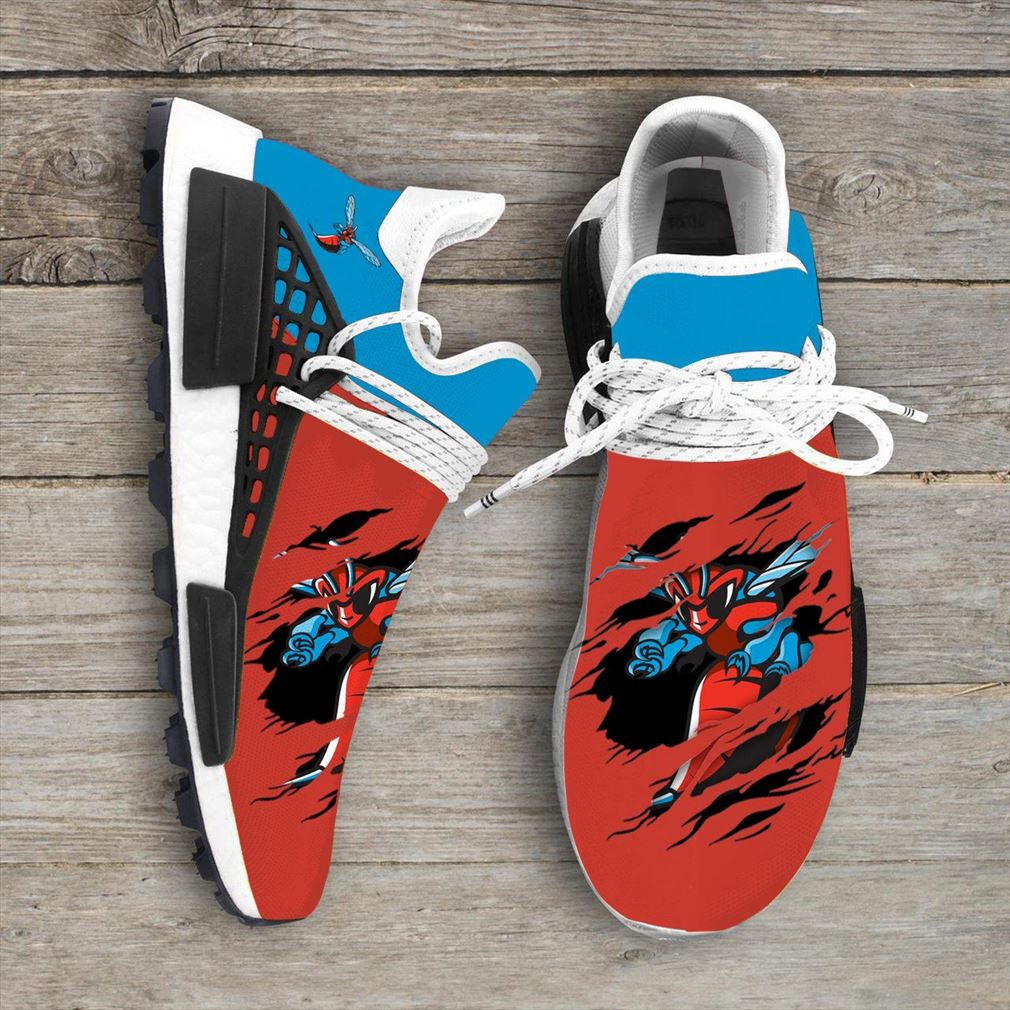 Delaware State Hornets Ncaa Sport Teams Nmd Human Race Sneakers Sport Shoes Running Shoes Vip