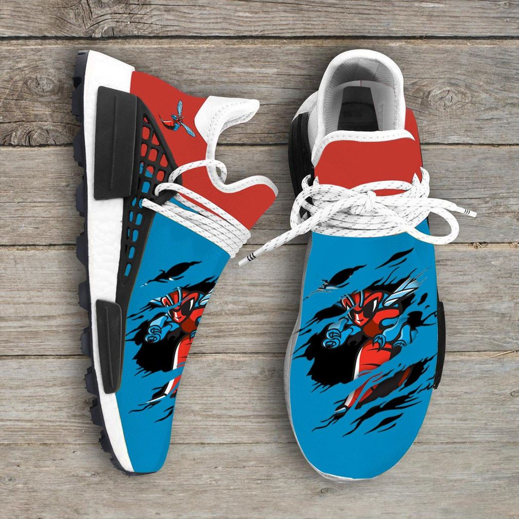 Delaware State Hornets Ncaa Sport Teams Nmd Human Race Sneakers Sport Shoes Running Shoes