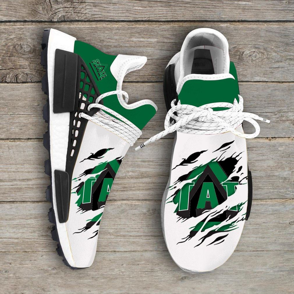 Delta State Statesmens Ncaa Sport Teams Nmd Human Race Sneakers Sport Shoes Running Shoes