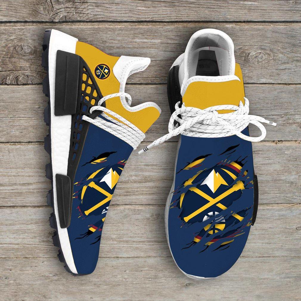 Denver Nuggets Nba Nmd Human Race Shoes Sport Shoes