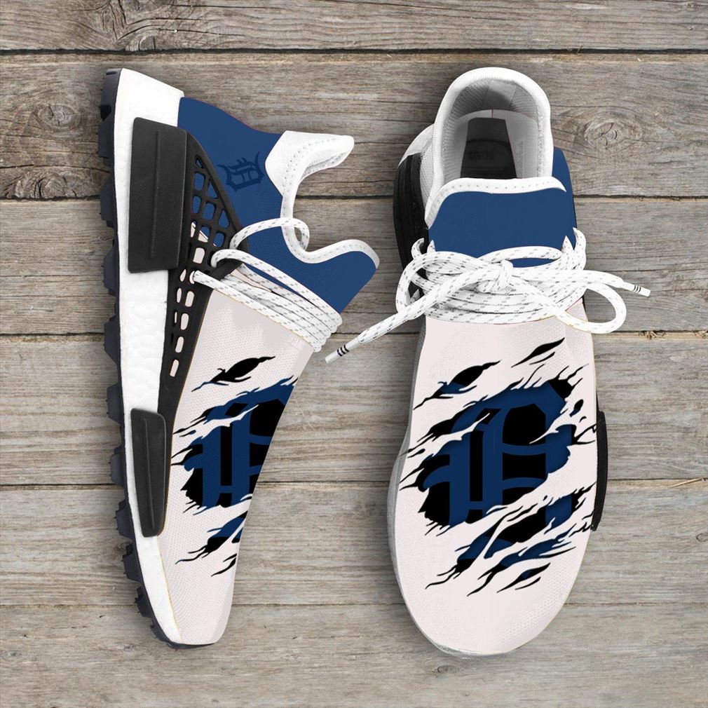 Detroit Tigers Mlb Sport Teams Nmd Human Race Sneakers Sport Shoes Running Shoes