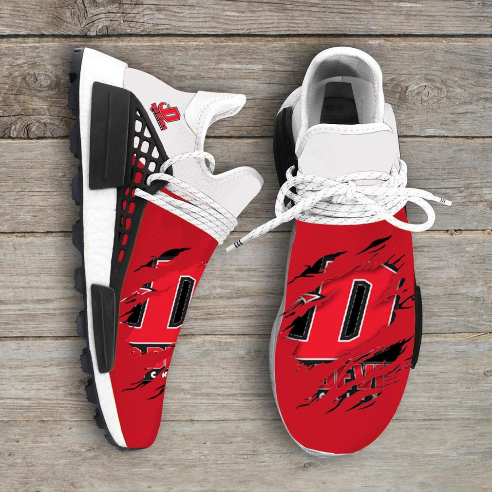 Dickinson College Red Devils Ncaa Sport Teams Nmd Human Race Sneakers Sport Shoes Running Shoes