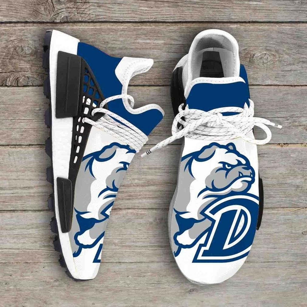 Drake Bulldogs Ncaa Nmd Human Race Sneakers Sport Shoes Running Shoes