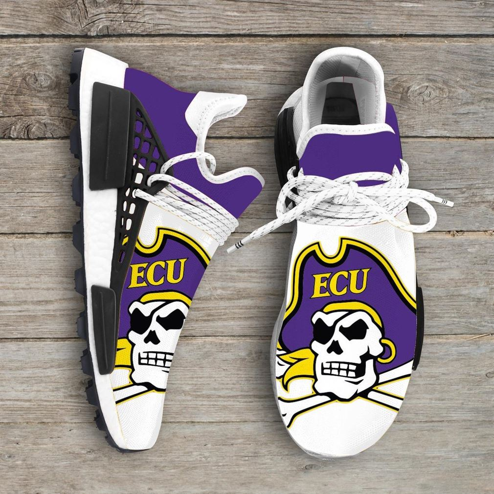 East Carolina University Ncaa Nmd Human Race Sneakers Sport Shoes Running Shoes