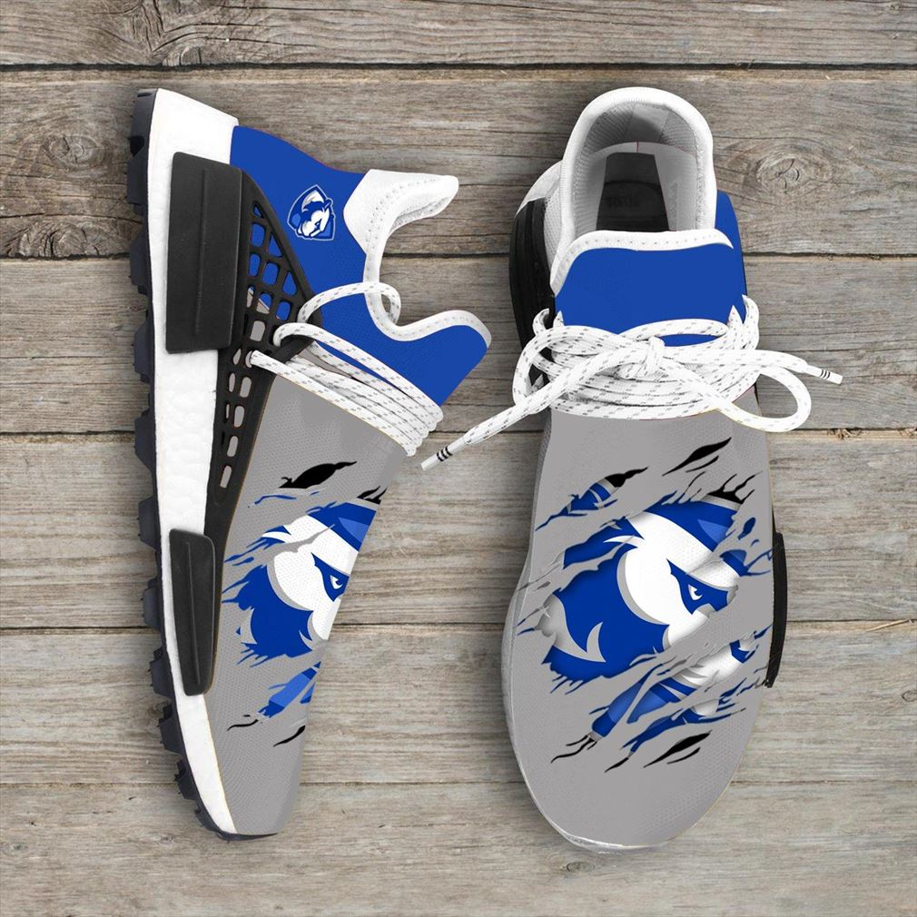 Eastern Illinois Panthers Ncaa Sport Teams Nmd Human Race Sneakers Sport Shoes Running Shoes