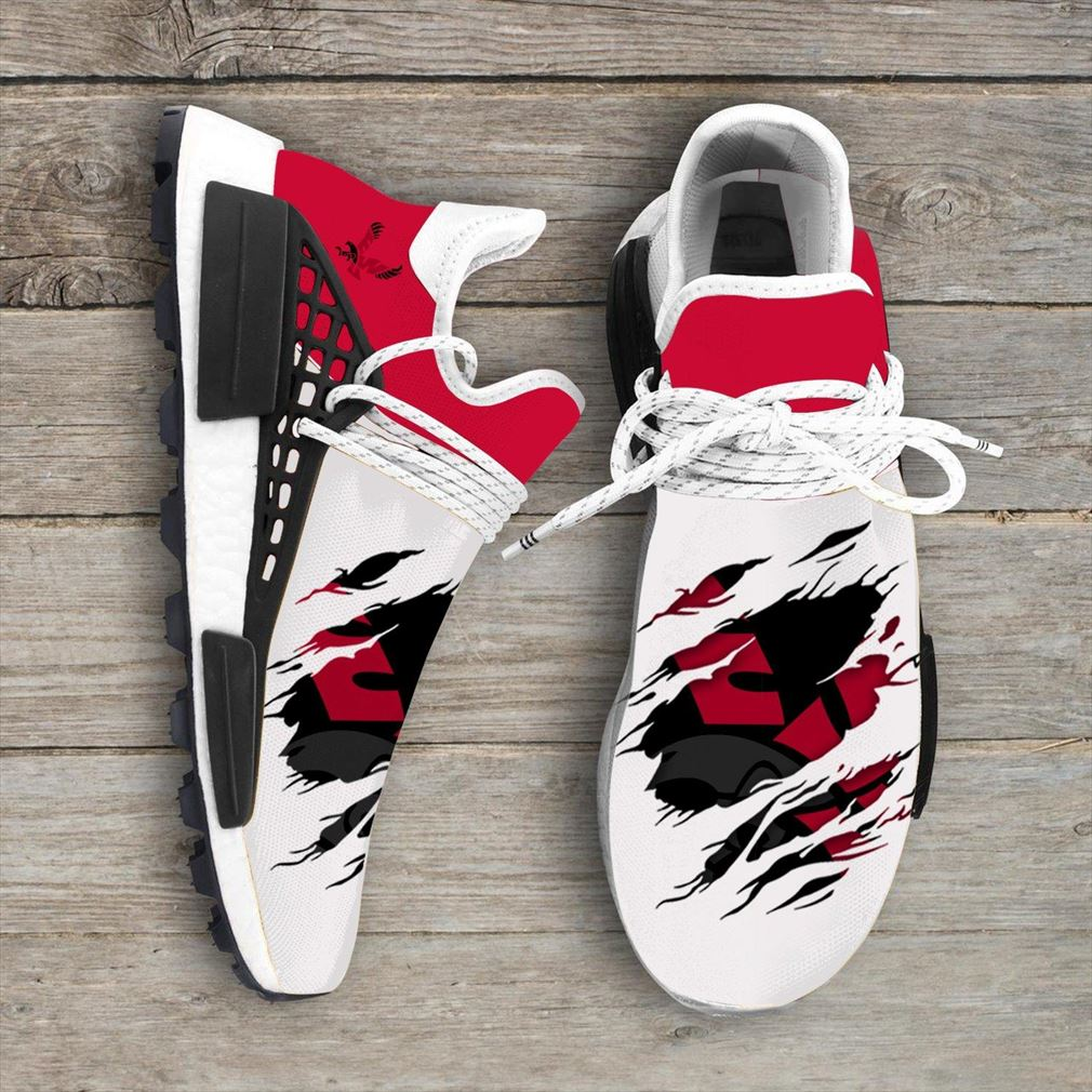 Eastern Washington Eagles Ncaa Sport Teams Nmd Human Race Sneakers Sport Shoes Running Shoes