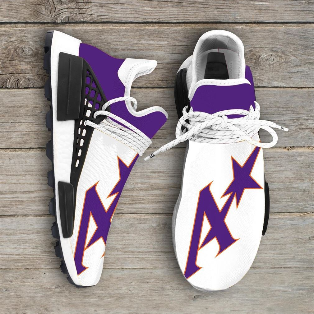 Evansville Purple Aces Ncaa Nmd Human Race Sneakers Sport Shoes Running Shoes