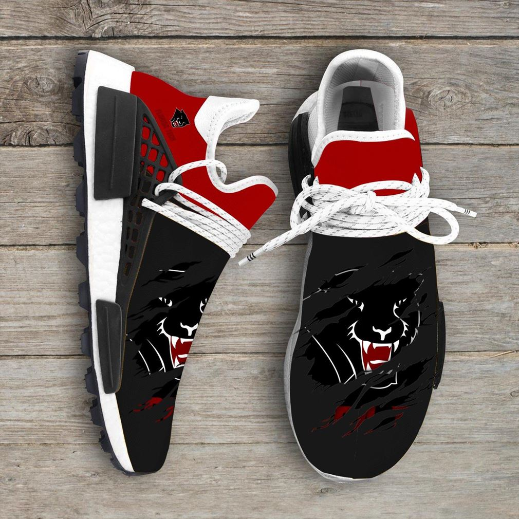 Florida Tech Panthers Ncaa Sport Teams Nmd Human Race Sneakers Shoes