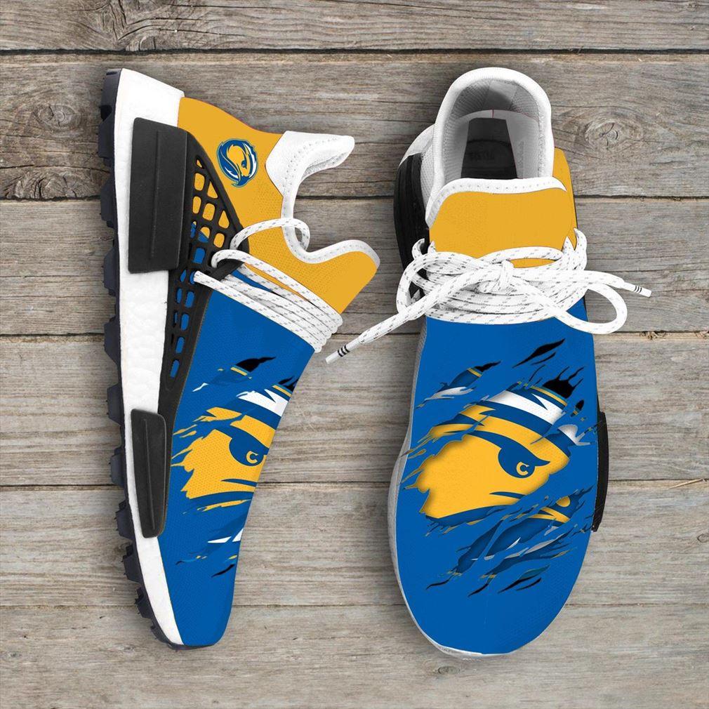 Fort Lewis College Skyhawks Ncaa Sport Teams Nmd Human Race Sneakers Shoes
