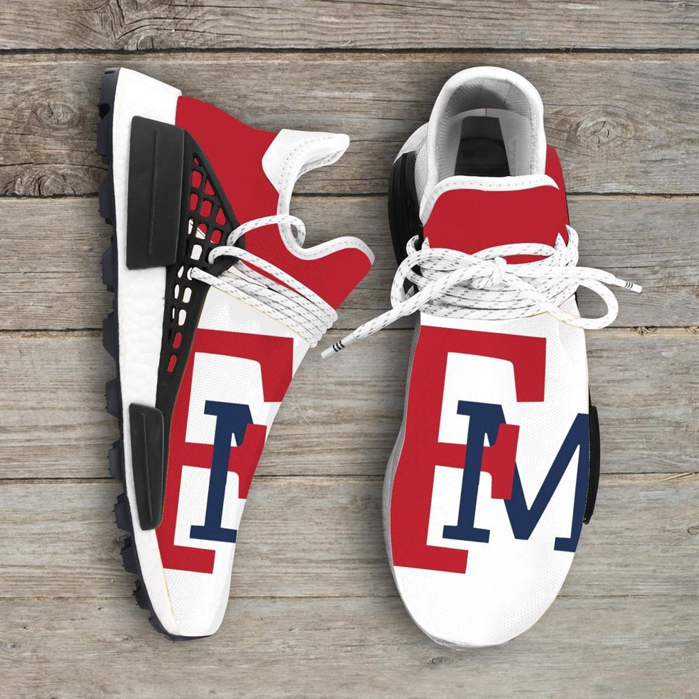 Francis Marion University Patriots Ncaa Nmd Human Race Sneakers Sport Shoes Running Shoes
