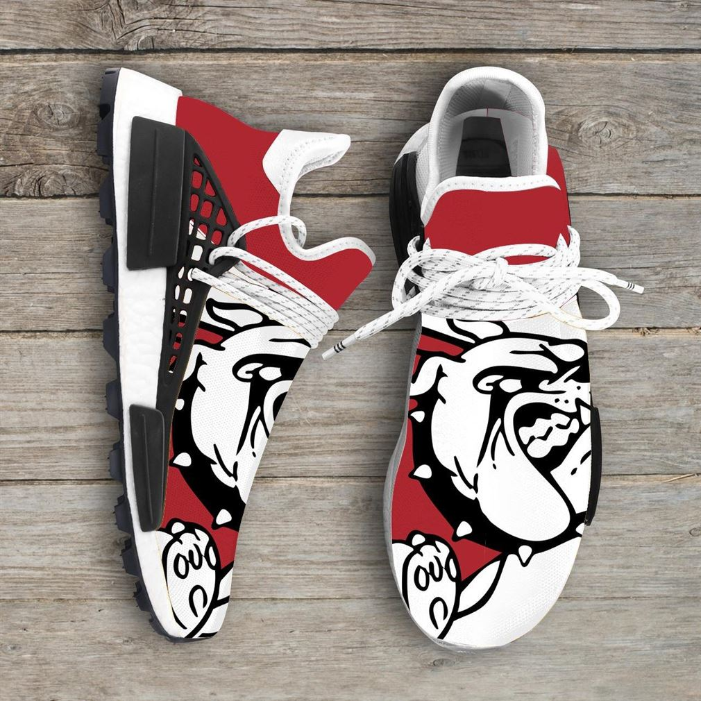 Gardner-webb Bulldogs Ncaa Nmd Human Race Sneakers Sport Shoes Running Shoes