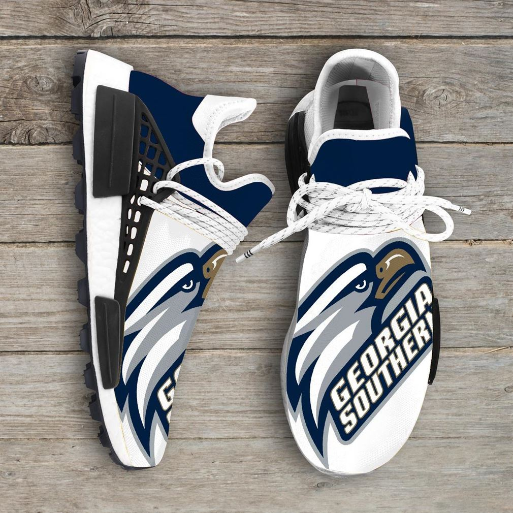 Georgia Southern Eagles Ncaa Nmd Human Race Sneakers Sport Shoes Running Shoes
