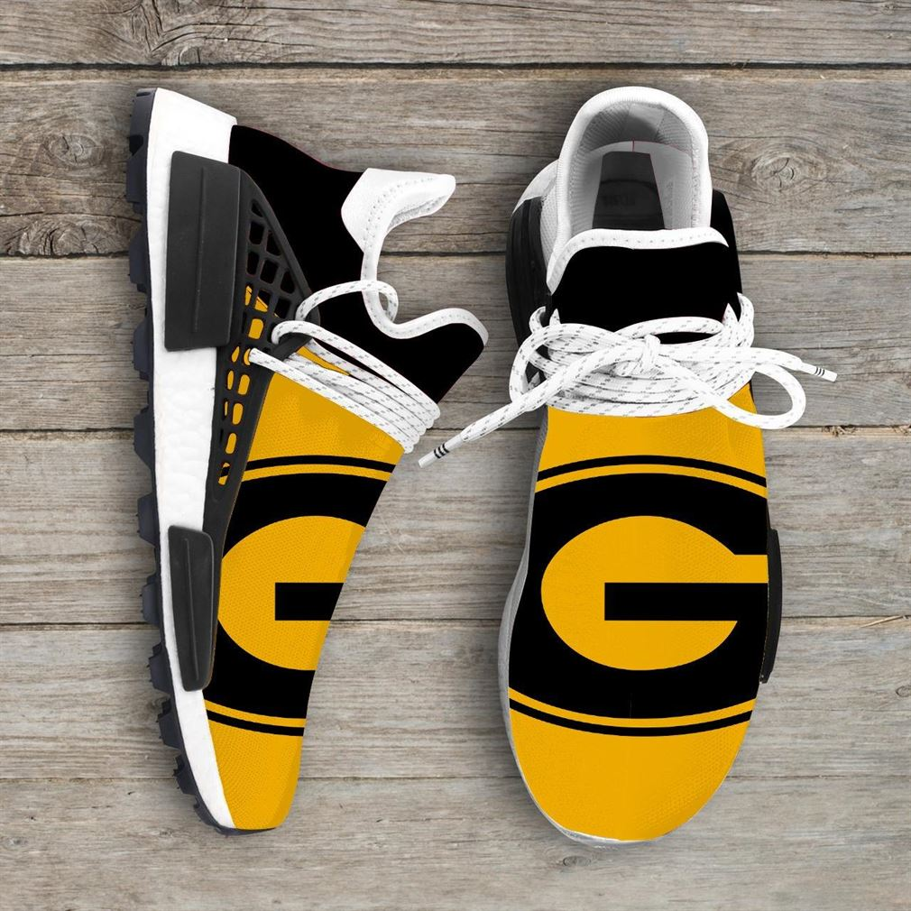 Grambling State University Ncaa Nmd Human Race Sneakers Sport Shoes Running Shoes