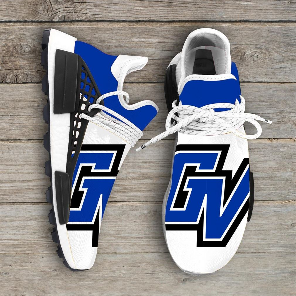 Grand Valley State Lakers Ncaa Nmd Human Race Sneakers Sport Shoes Running Shoes
