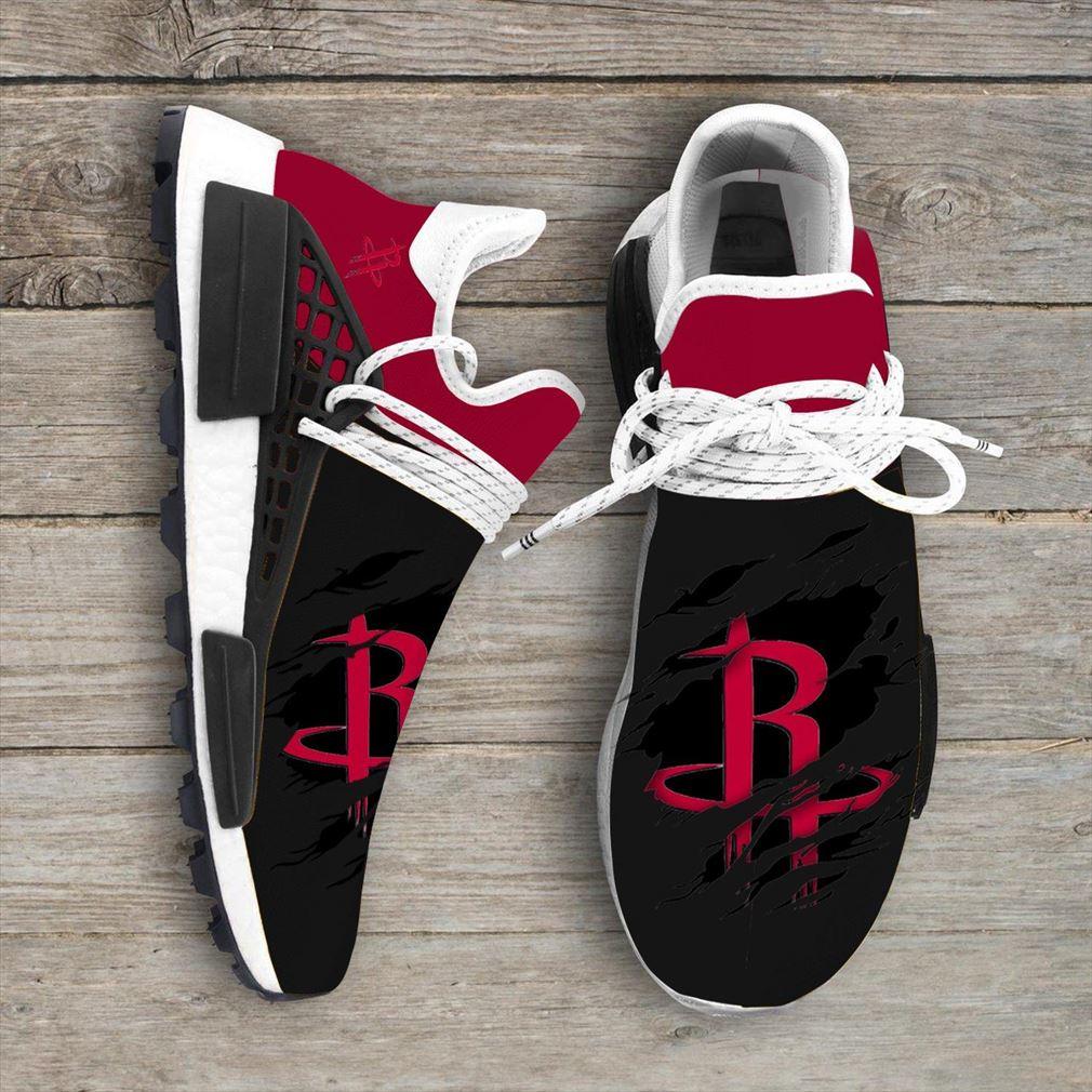 Houston Rockets Nba Nmd Human Race Shoes Sport Shoes Vip