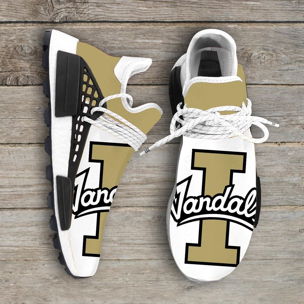 Idaho Vandals Ncaa Nmd Human Race Sneakers Sport Shoes Running Shoes