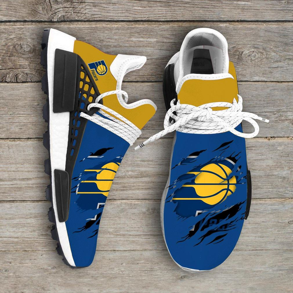 Indiana Pacers Nba Nmd Human Race Shoes Sport Shoes Vip