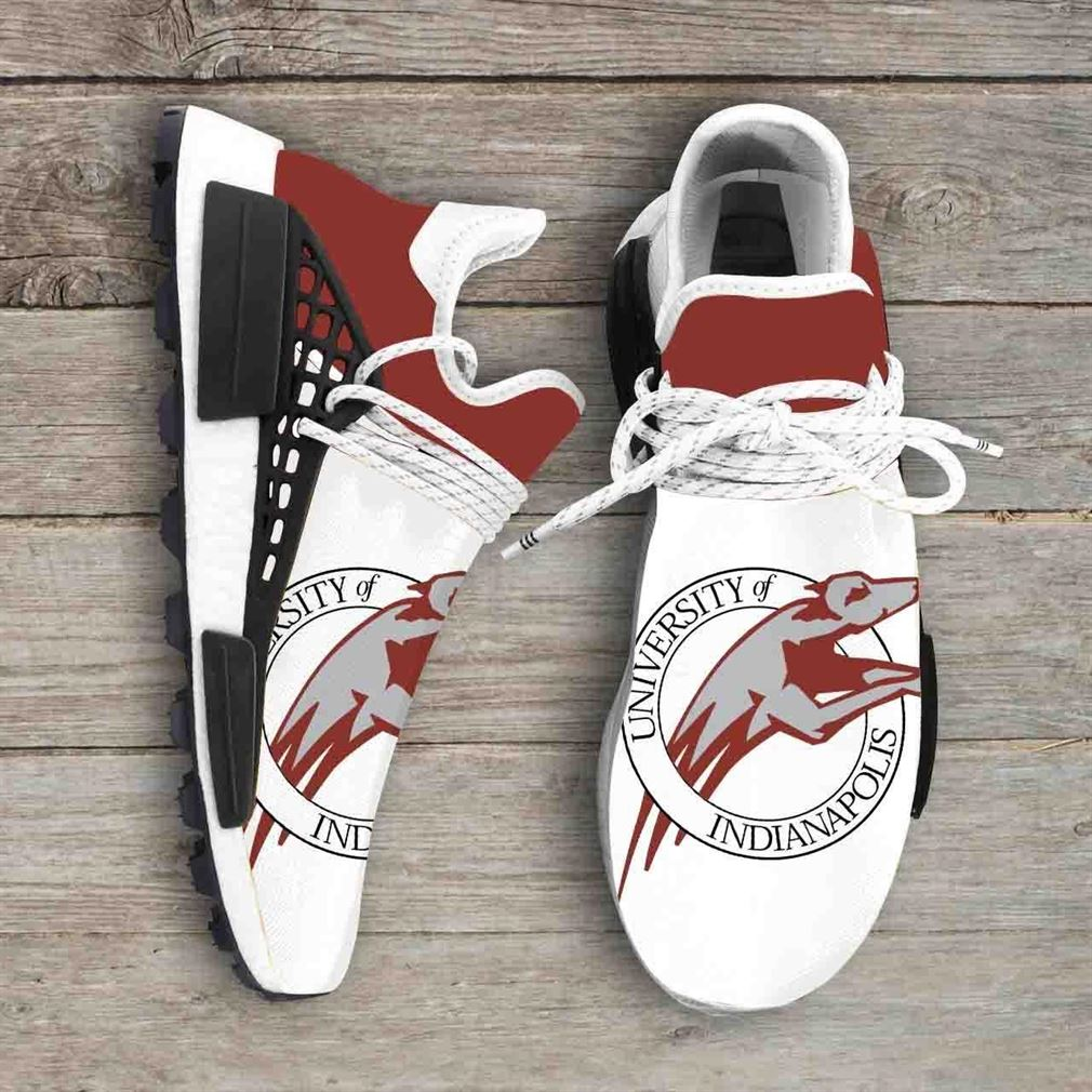 Indianapolis Greyhounds Ncaa Nmd Human Race Sneakers Sport Shoes Running Shoes