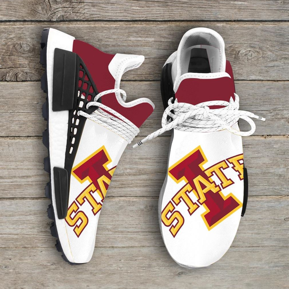 Iowa State Cyclones Ncaa Nmd Human Race Sneakers Sport Shoes Running Shoes