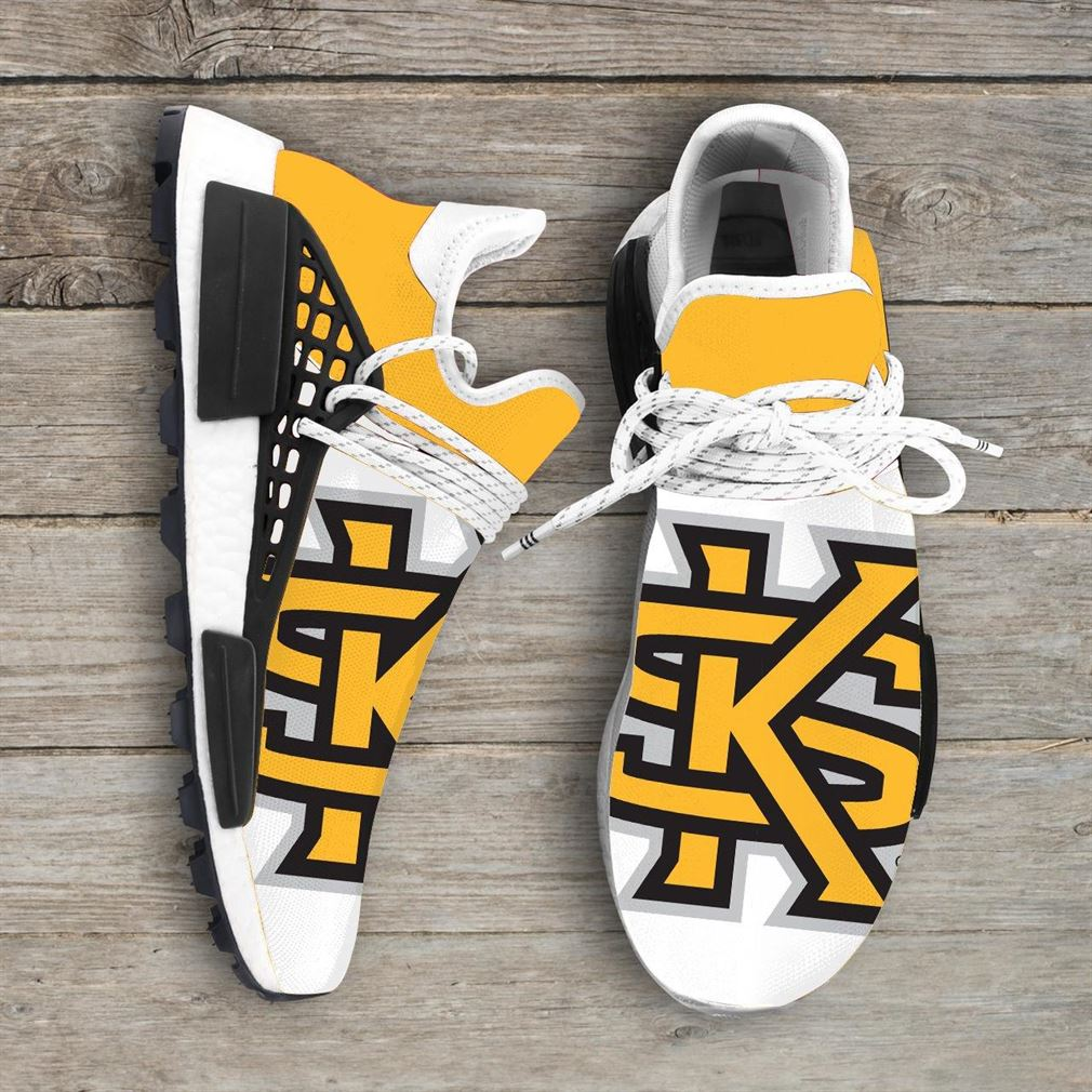 Kennesaw State Ncaa Nmd Human Race Sneakers Sport Shoes Running Shoes