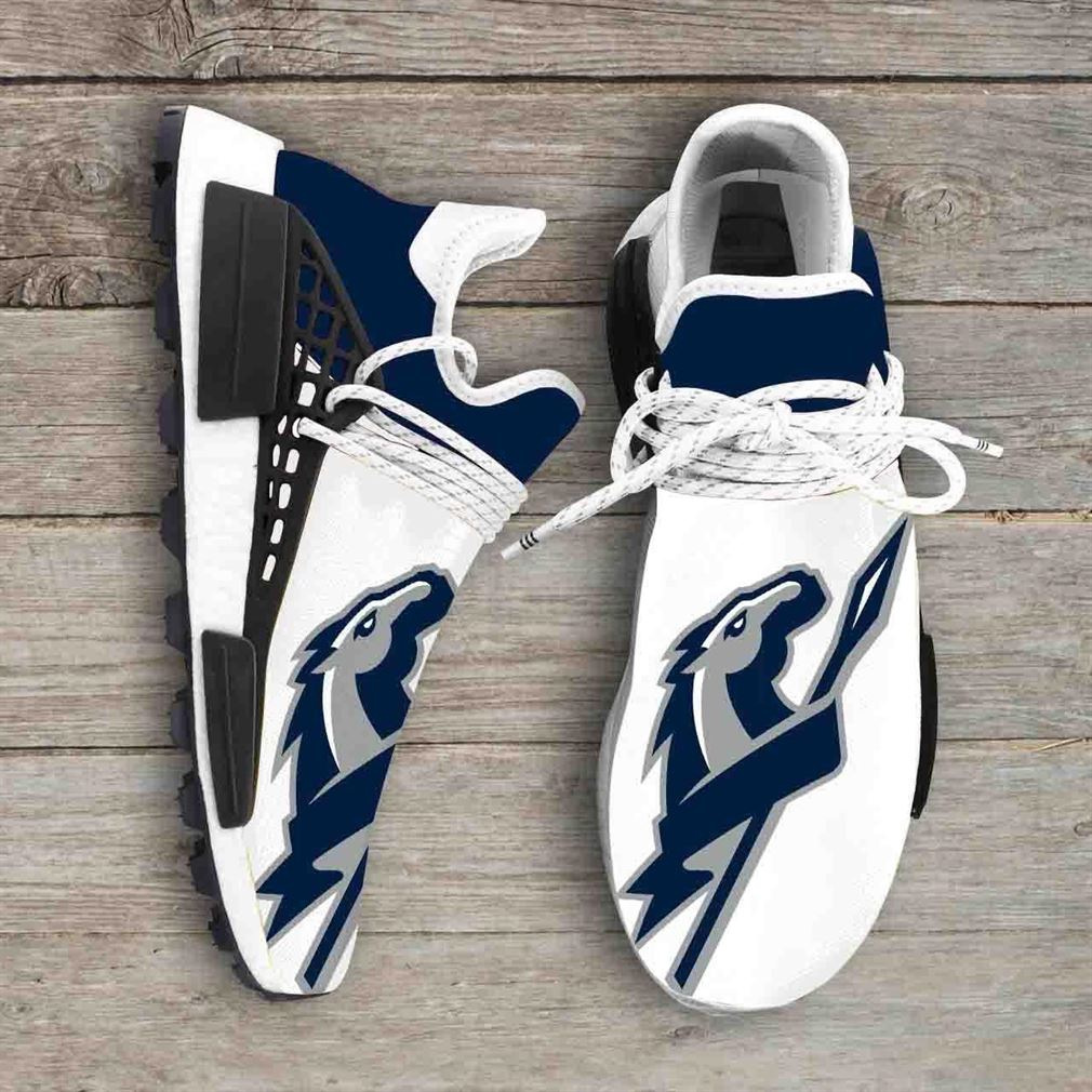 Longwood Lancers Ncaa Nmd Human Race Sneakers Sport Shoes Running Shoes