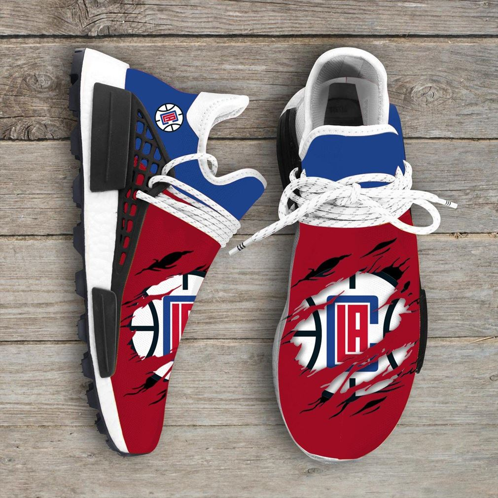 Los Angeles Clippers Nba Nmd Human Race Shoes Sport Shoes Vip
