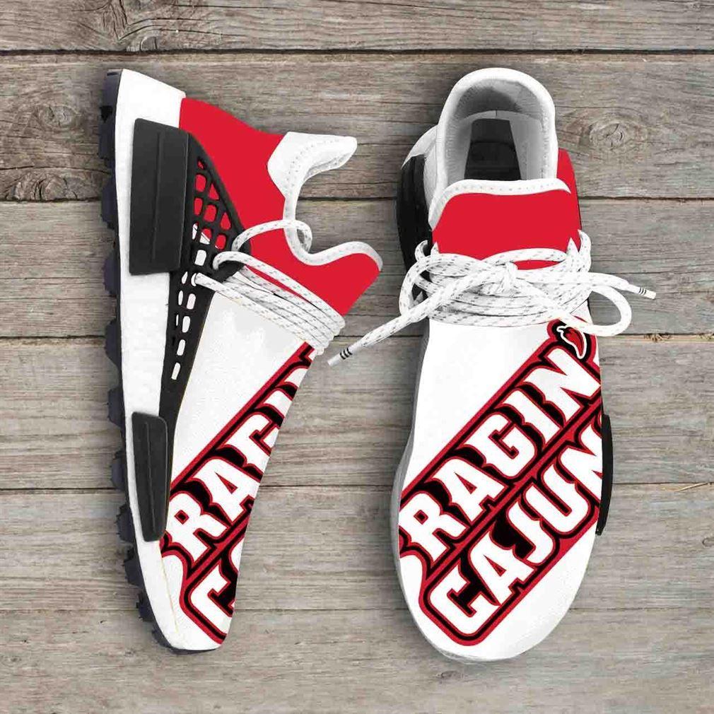 Louisiana Ragin Cajuns Ncaa Nmd Human Race Sneakers Sport Shoes Running Shoes