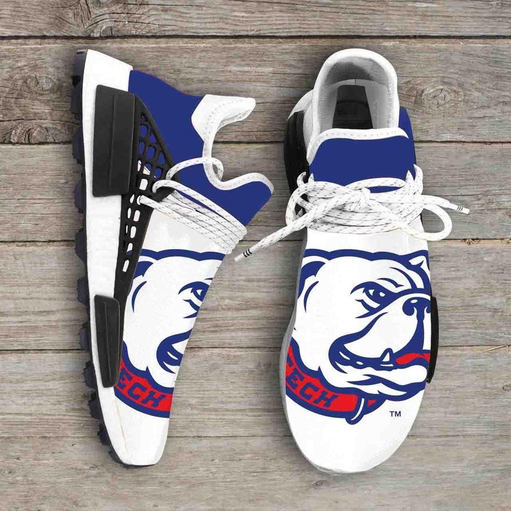 Louisiana Tech Bulldogs Ncaa Nmd Human Race Sneakers Sport Shoes Running Shoes