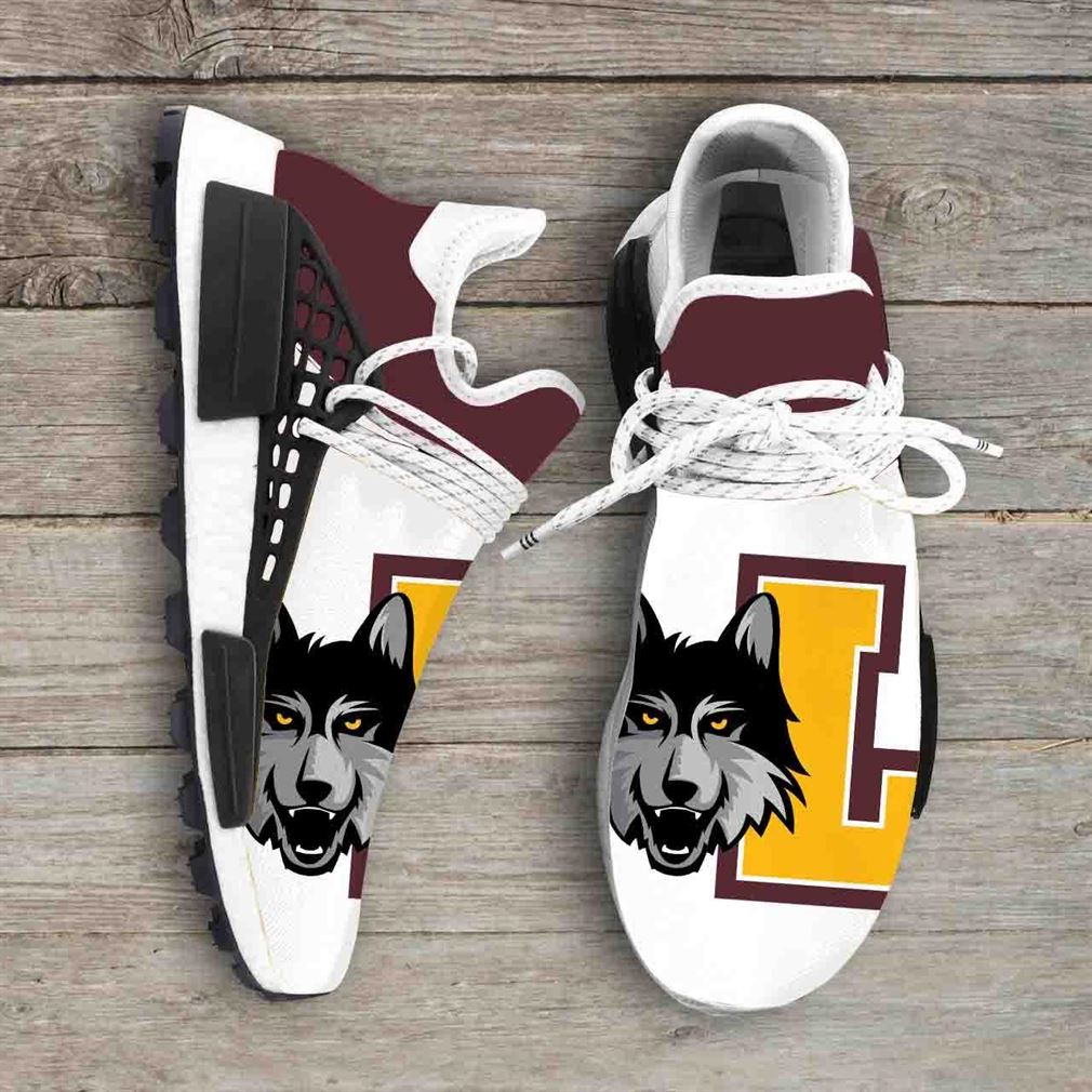 Loyola Chicago Ramblers Ncaa Nmd Human Race Sneakers Sport Shoes Running Shoes