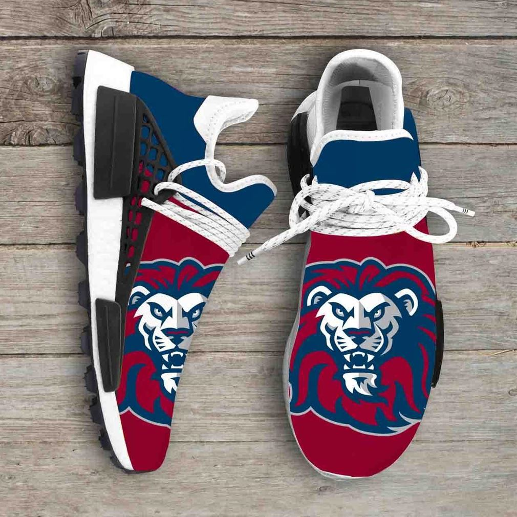 Loyola Marymount Lions Ncaa Nmd Human Race Sneakers Sport Shoes Running Shoes