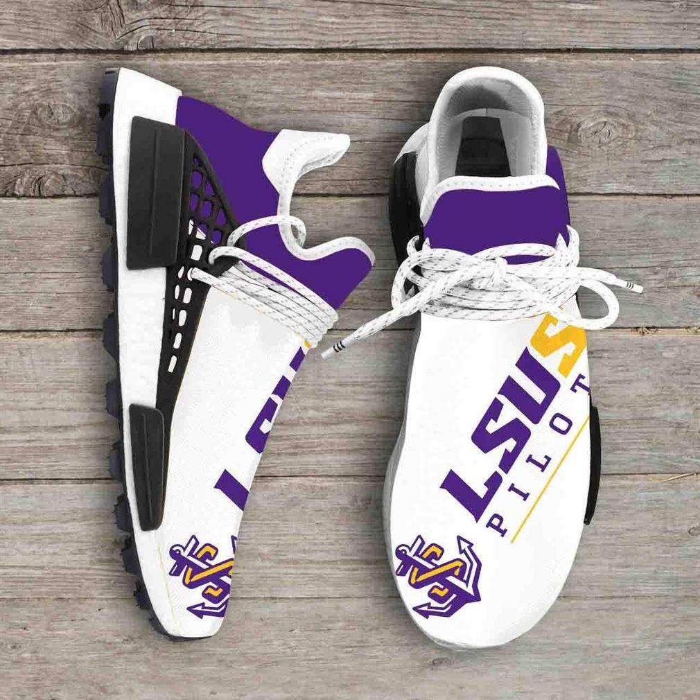 Lsu Shreveport Pilots Ncaa Nmd Human Race Sneakers Sport Shoes Running Shoes