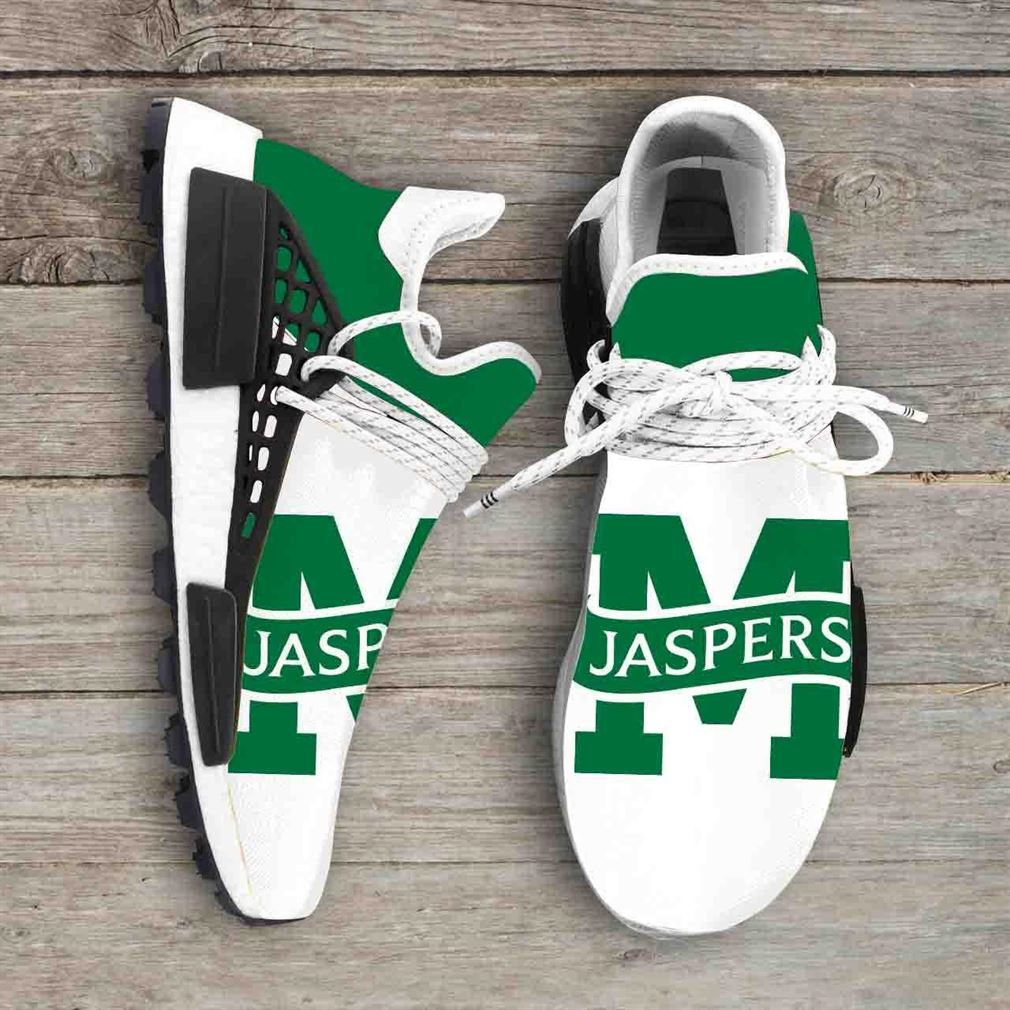 Manhattan Jaspers Ncaa Nmd Human Race Sneakers Sport Shoes Running Shoes