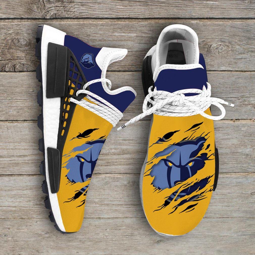 Memphis Grizzlies Nba Nmd Human Race Shoes Sport Shoes