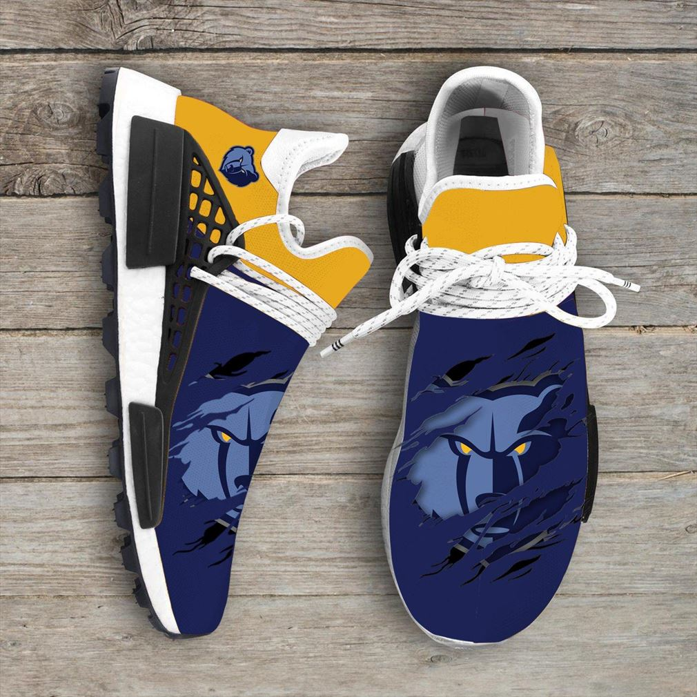 Memphis Grizzlies Nba Nmd Human Race Shoes Sport Teams Sport Shoes