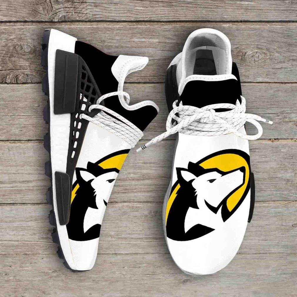 Michigan Tech Huskies Ncaa Nmd Human Race Sneakers Sport Shoes Running Shoes