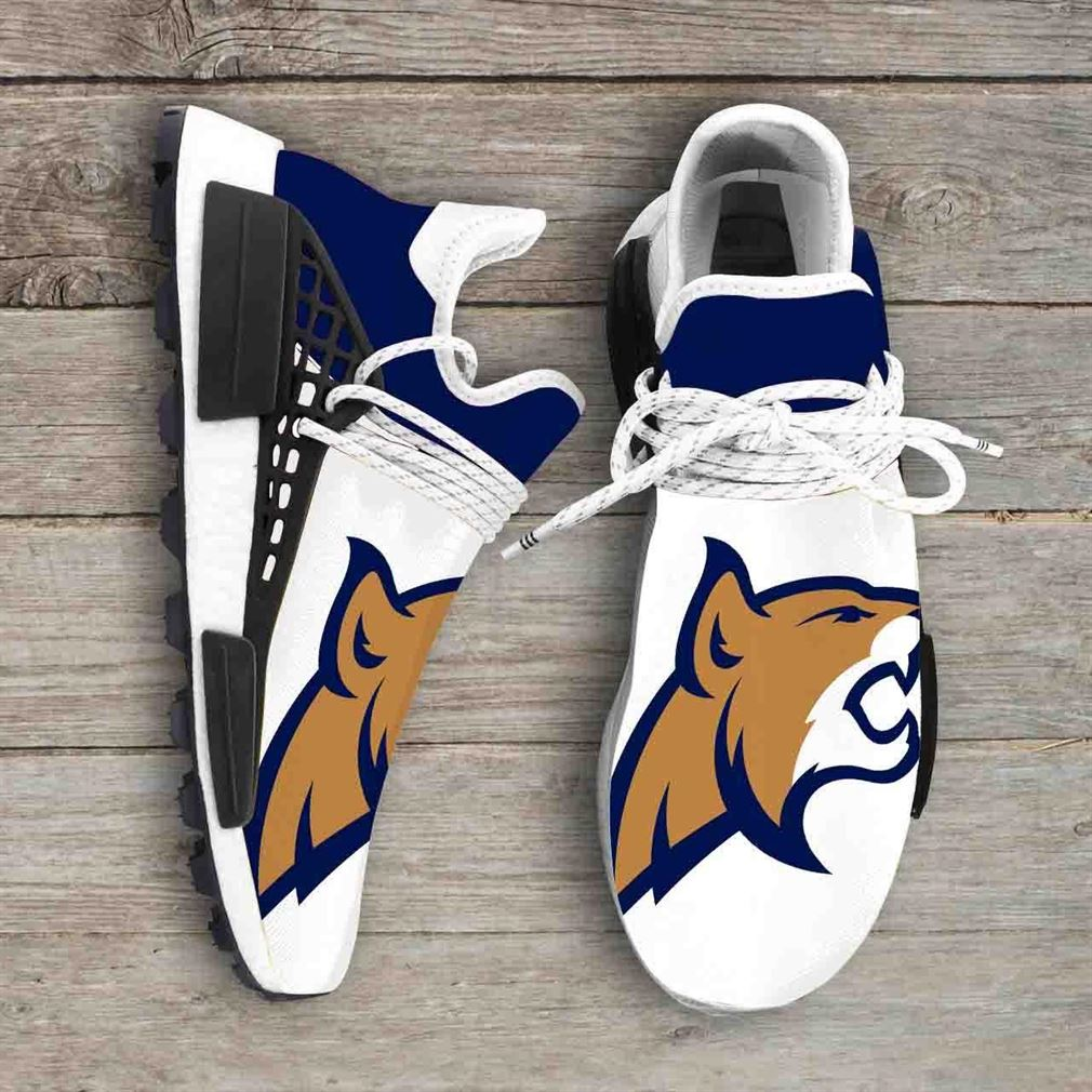 Montana State Bobcats Ncaa Nmd Human Race Sneakers Sport Shoes Running Shoes