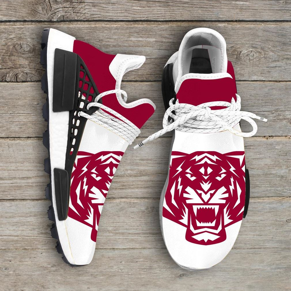 Morehouse Maroon Tigers Ncaa Nmd Human Race Sneakers Sport Shoes Running Shoes