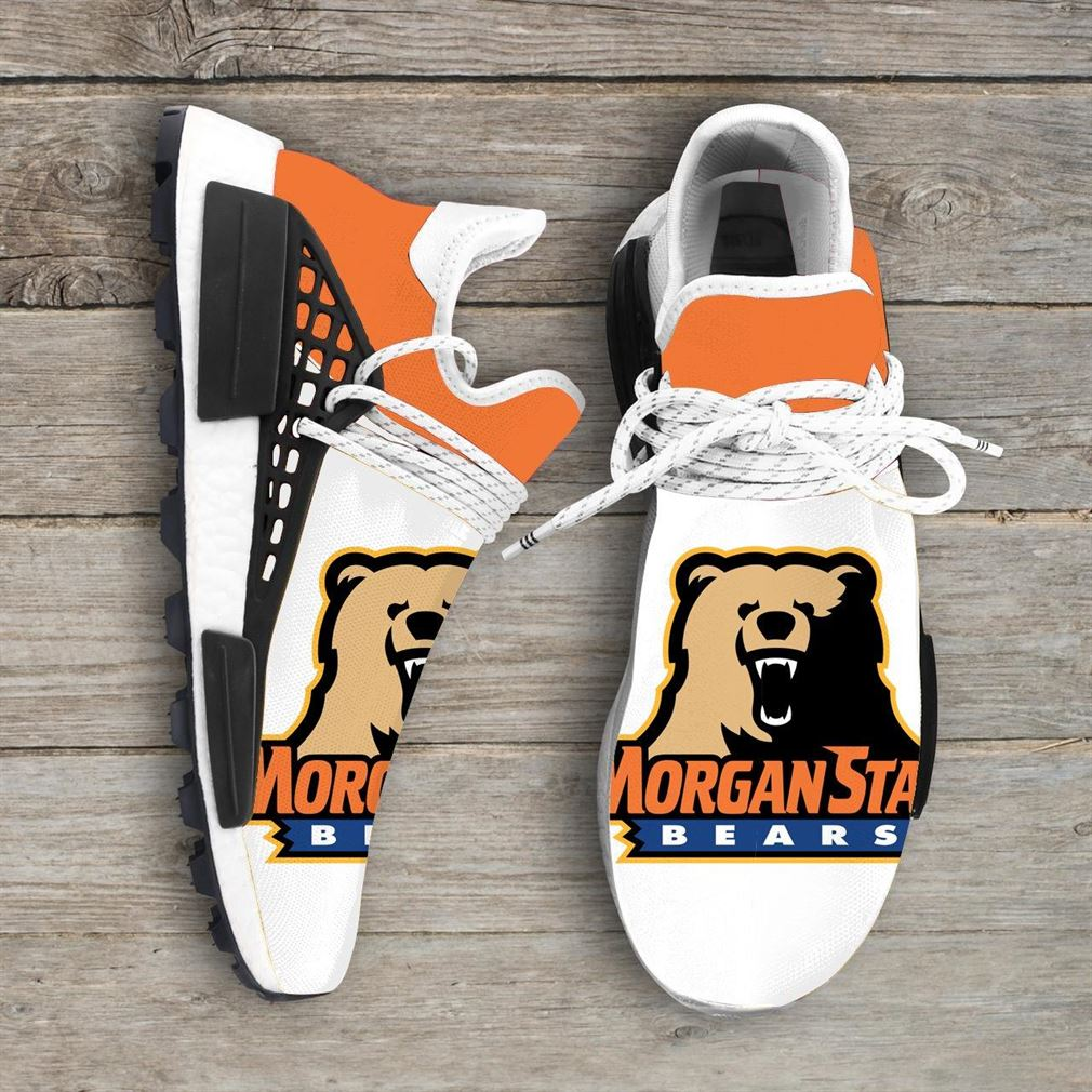 Morgan State Bears Ncaa Nmd Human Race Sneakers Sport Shoes Running Shoes