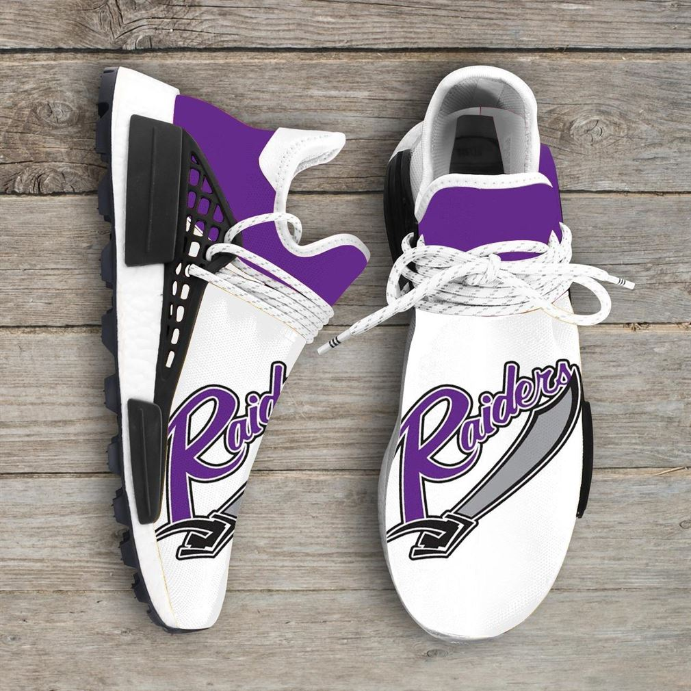 Mount Union Purple Raiders Ncaa Nmd Human Race Sneakers Sport Shoes Running Shoes
