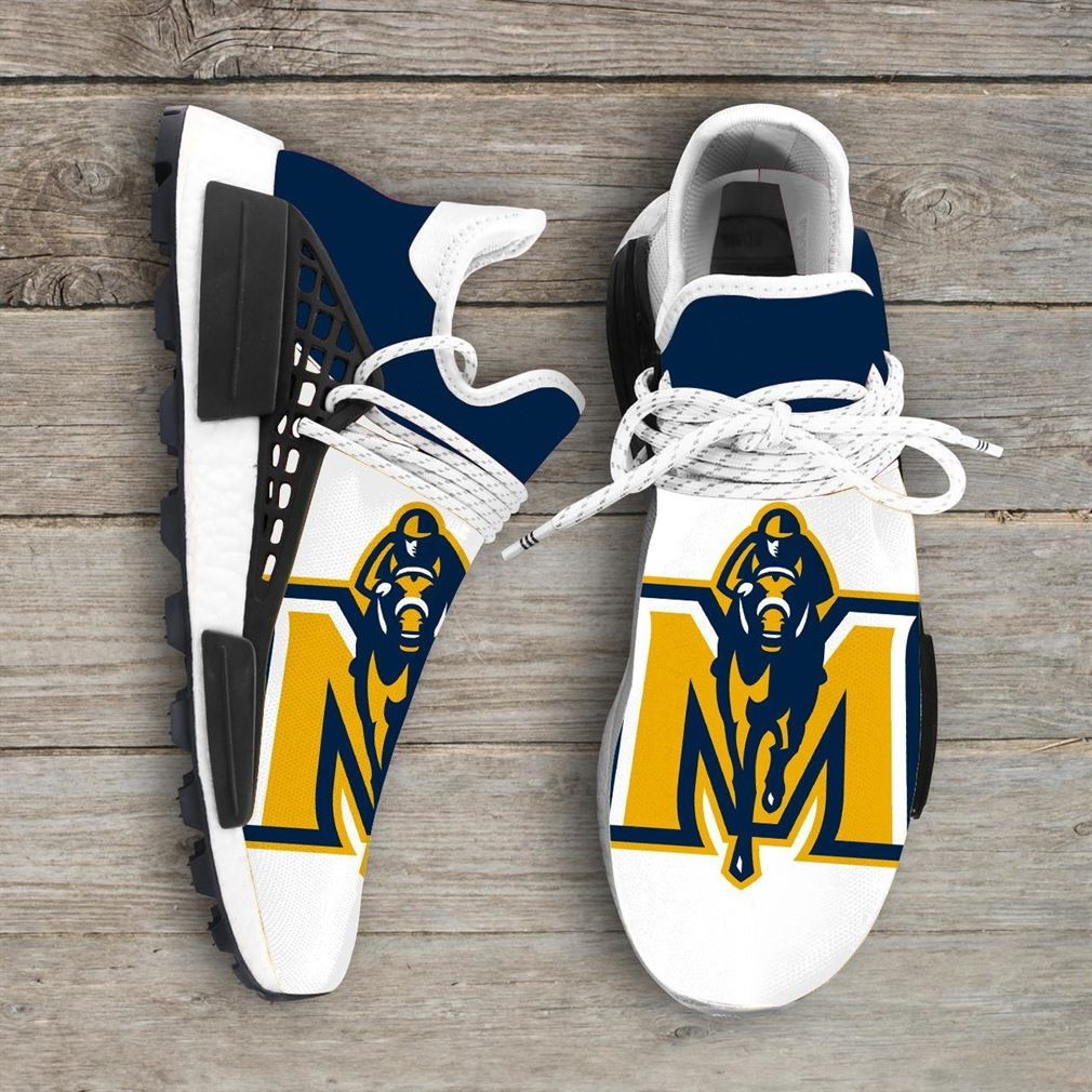 Murray State University Ncaa Nmd Human Race Sneakers Sport Shoes Running Shoes