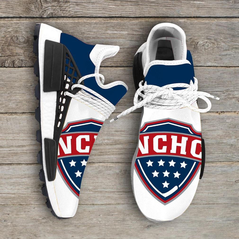 National Collegiate Hockey Conference Ncaa Nmd Human Race Sneakers Sport Shoes Running Shoes