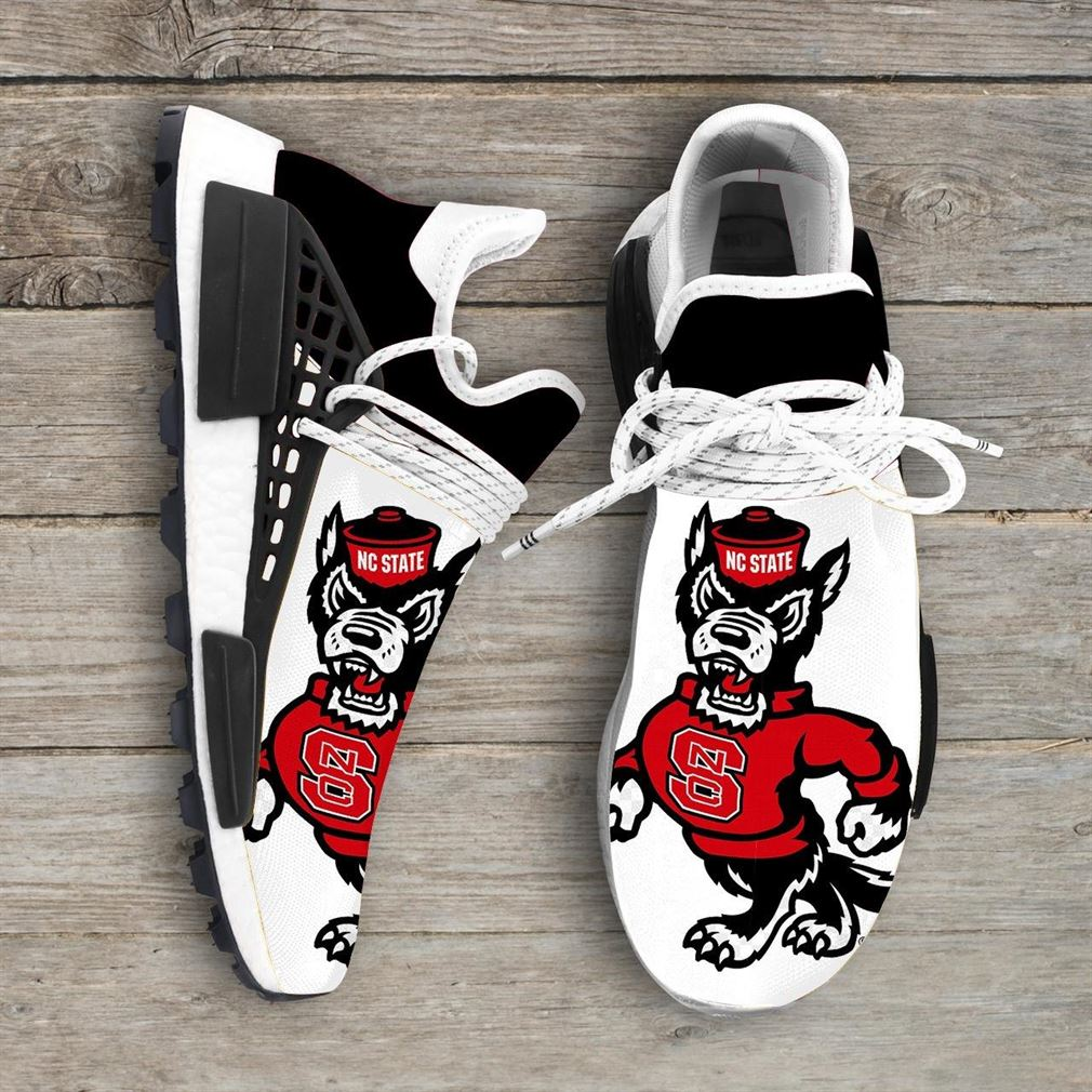 Nc State Wolfpack Ncaa Nmd Human Race Sneakers Sport Shoes Running Shoes